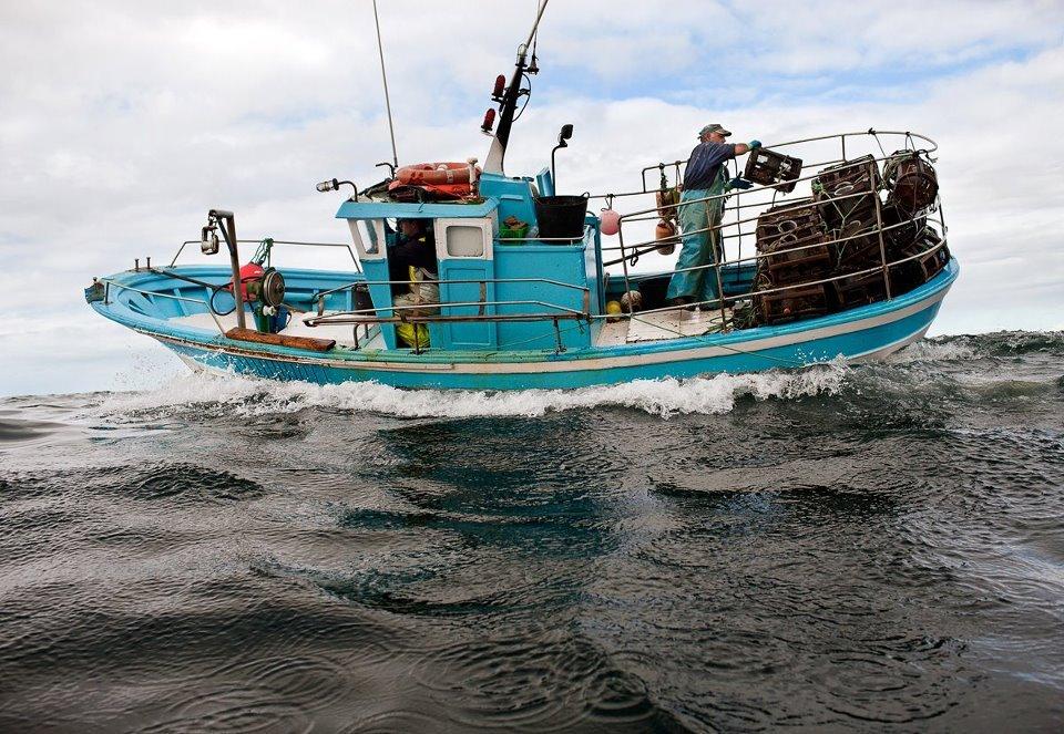 foto barco Marinheiro / wwf / pesca artesanal