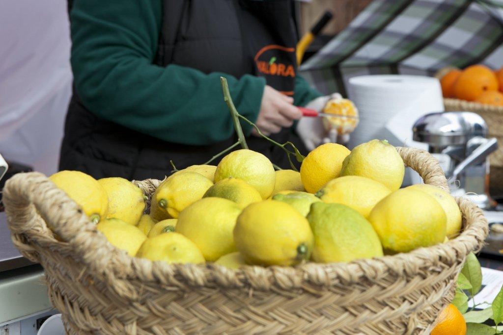 Naranjas Valorange