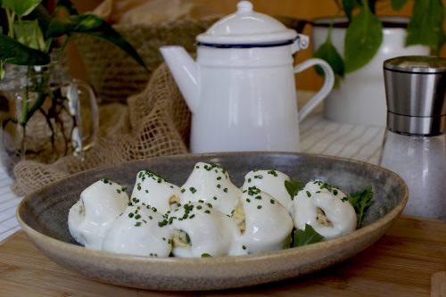 3b. Huevos rellenos de la abuela Concha - La Buena Vida (Julio 2018)