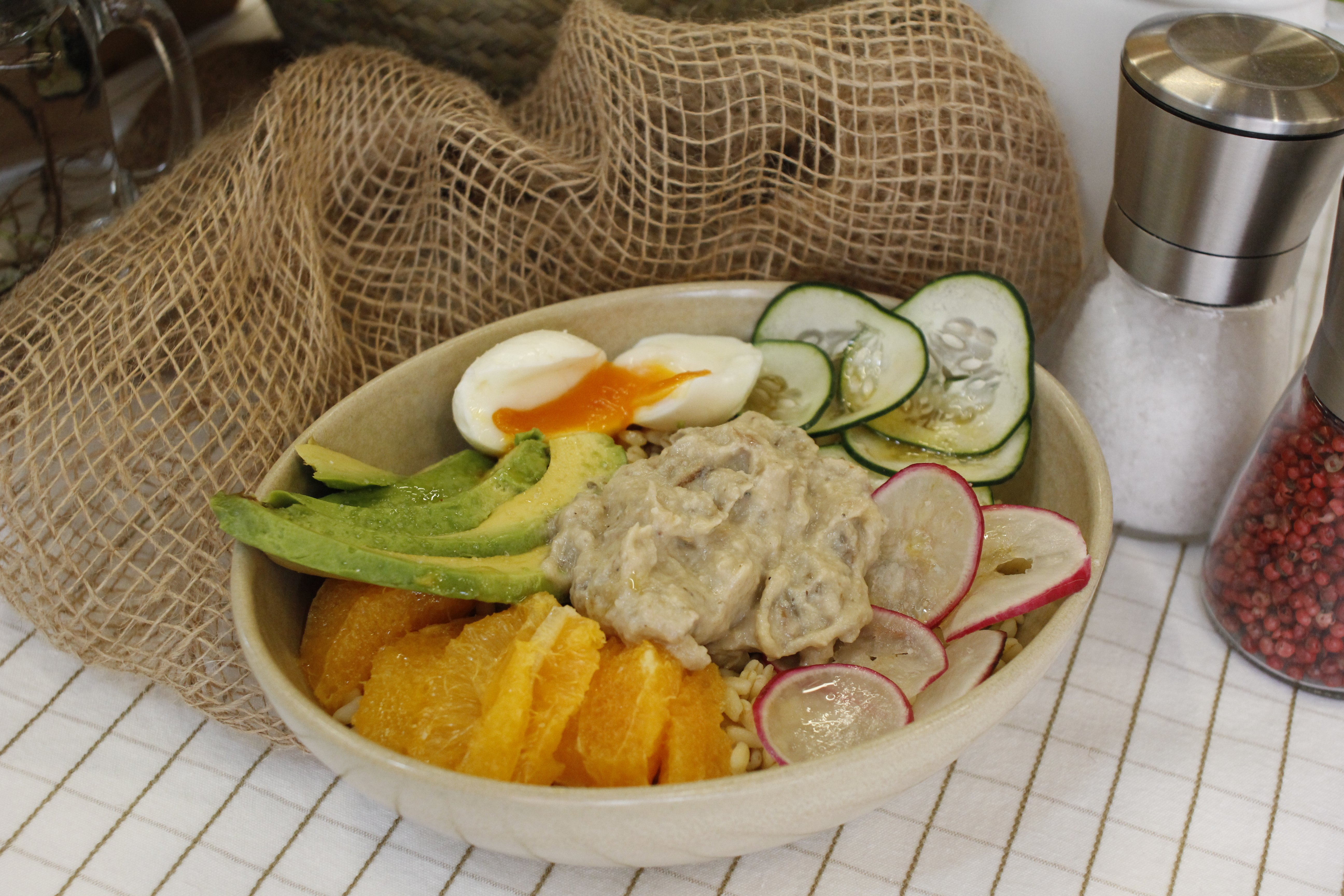 menú y catering la francachela